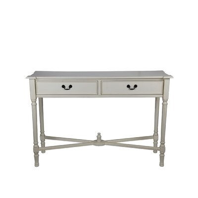 Cricklade Console Table Finish: Vanilla Bean