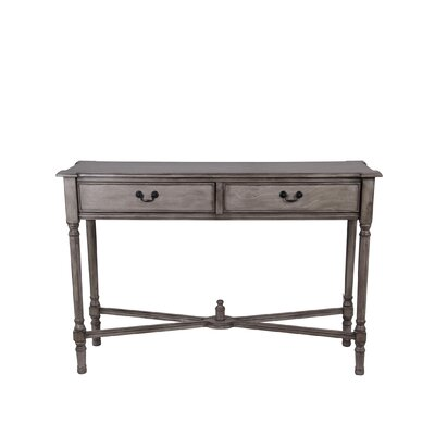 Cricklade Console Table Finish: Weather Stone