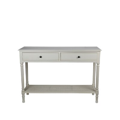 Capell Console Table Finish: Vanilla Bean