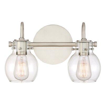 Massingham 2-Bulb Vanity Light