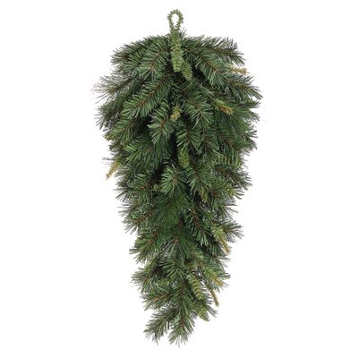 Faux Evergreen Swag