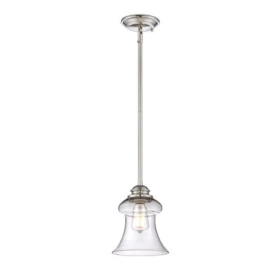 Earle Mini Pendant Finish: Polished Nickel