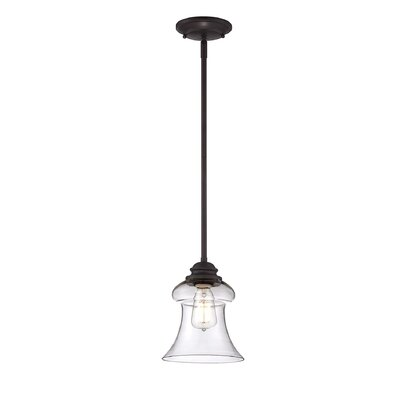 Earle Mini Pendant Finish: English Bronze