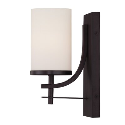 Dyment Wall Sconce Finish: English Bronze
