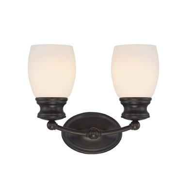 Donne 2-Bulb Vanity Light