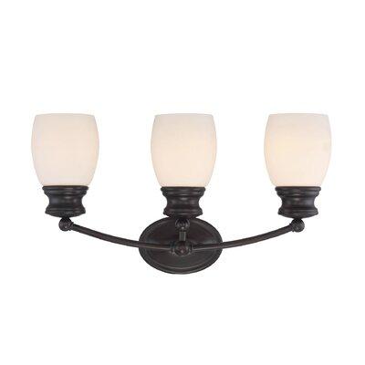 Donne 3-Bulb Vanity Light