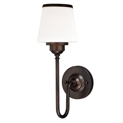 Dodwell Vanity Light Finish: Bronze