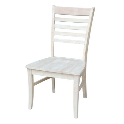 Elwes Solid Wood Dining Chair