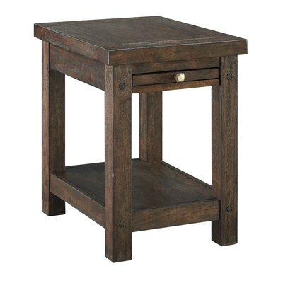 Clemens Chairside Table