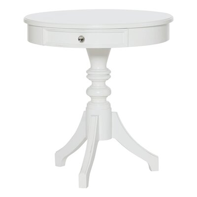 Burchett Round Side Table