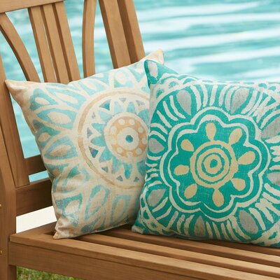 Mallory Polyester Throw Pillow