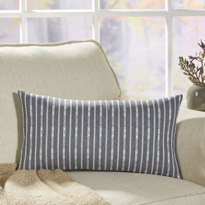 Trellis Seabury Chambray Pillow Cover