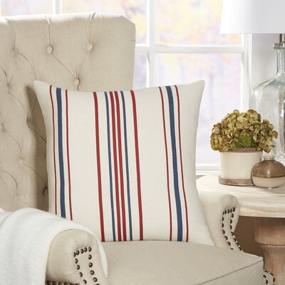 Lyon Striped Pillow Cover