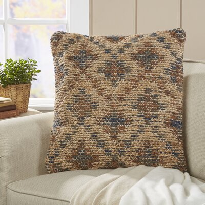 Bandelier Pillow Cover Size: 22 H x 22 W