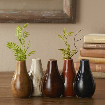 Calista Connected Bud Vases
