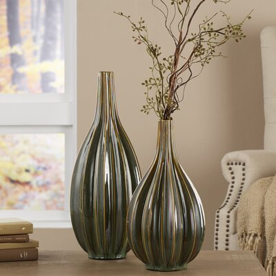 Rowen Floor Vase Size: Small