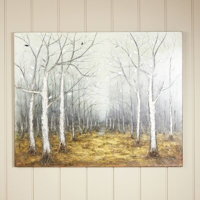 Autumn Dusk Framed Wall Art