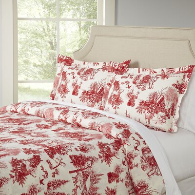 Antoinette Duvet Set Size: Full/Queen