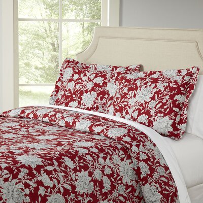 Angela Duvet Set Size: Full/Queen