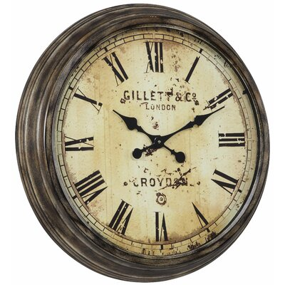 Pickthall Oversized Wall Clock