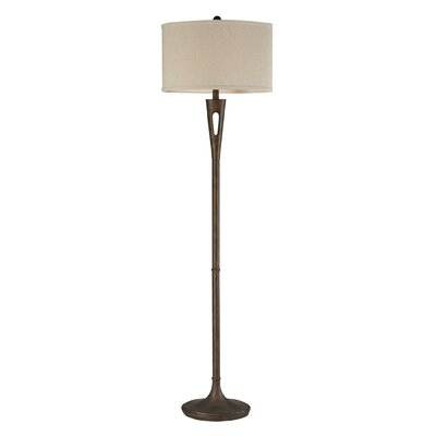 Newbold 65 Floor Lamp Bulb Type: LED