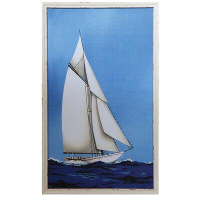 Open Seas Framed Wall Art