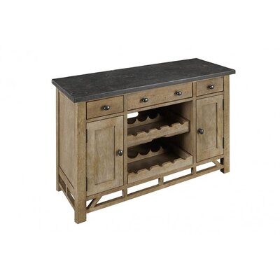 Witherspoon Wine Console Table Base