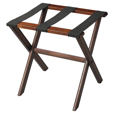 Thornport Luggage Rack Finish: Plantation Cherry