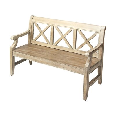 Polley Bench