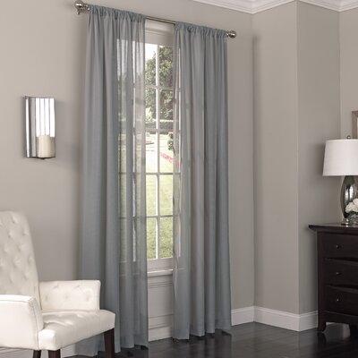 Birch Lane Leela Single Sheer Curtain Panel