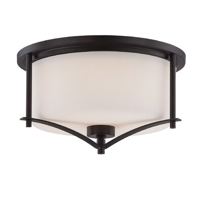 Foxall Flush Mount Finish: English Bronze