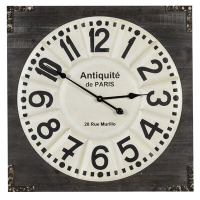 Talbert Wall Clock