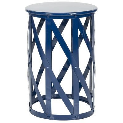 Allington Iron Garden Stool