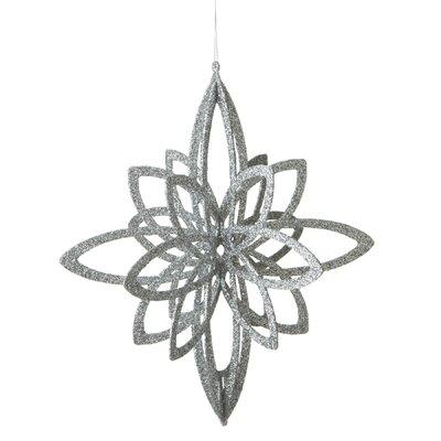 Sparkling Figural Ornament