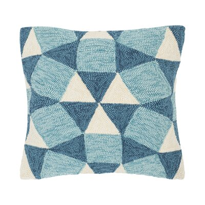 Channing Throw Pillow Color: Nautical Blue