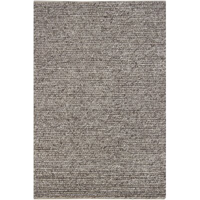 Tilby Hand-Woven Brown Area Rug Size: 9 x 13