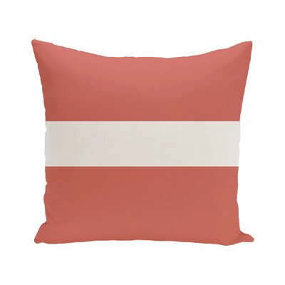 Addie Outdoor Pillow Color: Seed, Size: 18 H x 18 W x 1 D