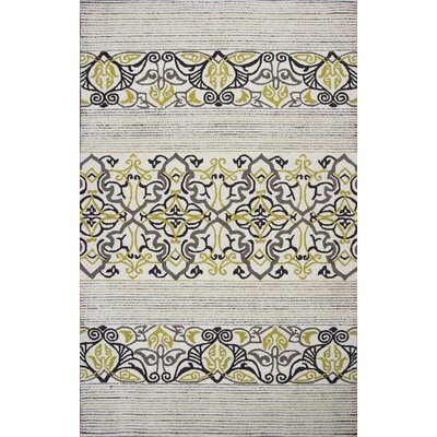 Leonardo Ocean Rug Rug Size: Rectangle 2 x 3