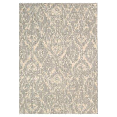 Cressida Stone Rug Size: 79 x 1010