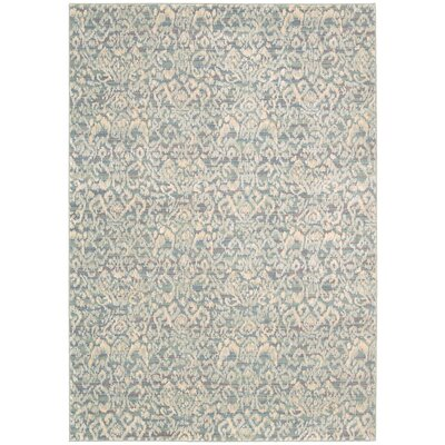 Cressida Ivory Rug Size: Rectangle 53 x 75