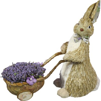 The Rabbit and the Wheelbarrow Decor