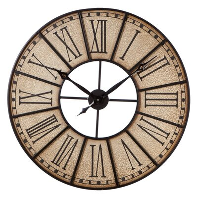 Scotto Wall Clock