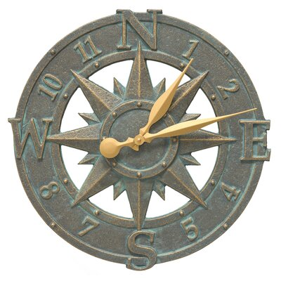 Stillwater Compass Clock