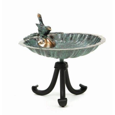 Small Tripod Stand Birdbath