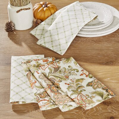 Tenby Reversible Napkins (Set of 6)