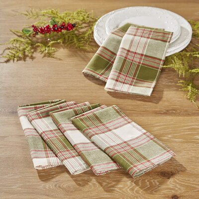 Selsey Plaid Napkins (Set of 6)