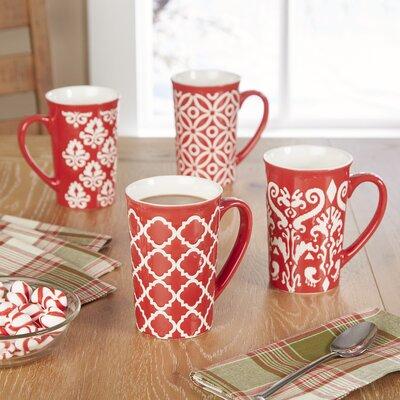 Marian Mug Set (Set of 4)