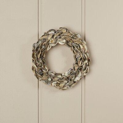 Oyster Shell Wreath