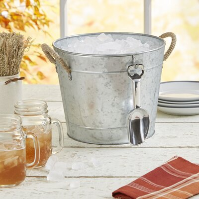 Paddock Galvanized Beverage Tub