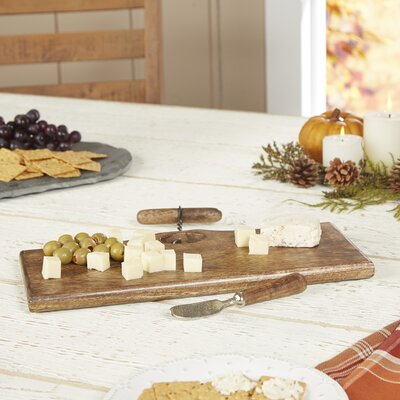 Granger Cheese Board with Spreader